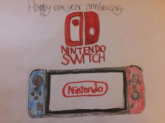 One year of Switching by JaRa02
