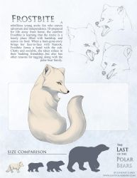 Frostbite - character sheet by LCibos