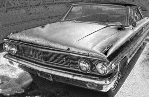 64 Ford by happymouse666
