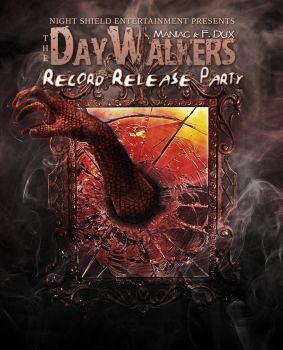 Daywalkers Flyer by dmaabsta