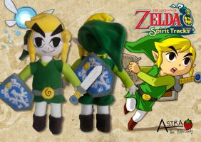 Link Plush by DemodexPlush