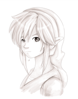 Day21: Link by Lady-of-Link