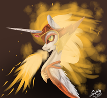 DayBreaker mlp fanart by moondaneka
