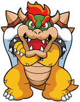 King Bowser Artwork by NeoZ7