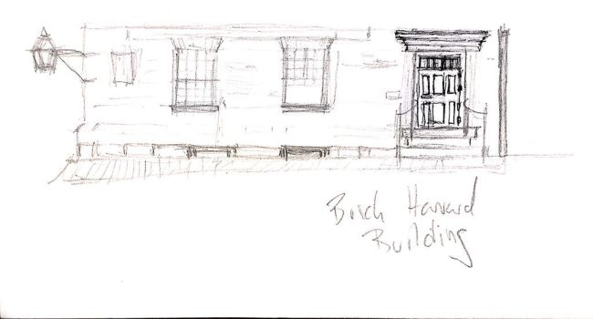 Building on Harvard campus by Bolo42