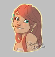 Smol Child by CloudDoodle