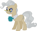 Mayor Pony Vector by tootootaloo