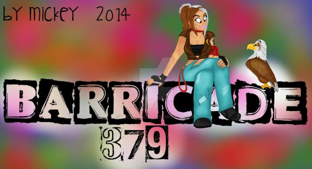 [REQUEST]Barricade379 Hayley by MickeyD489 by Mickeyd489