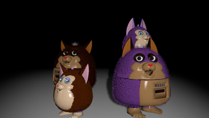Switched Tattletail version teaser by Midnightthefox1987
