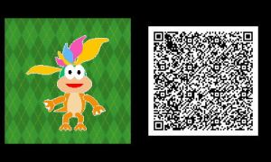 Freakyforms: Lemmy Koopa QR Code by nintendolover2010