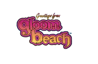 Gloom Beach logo by CleoLouiseNile