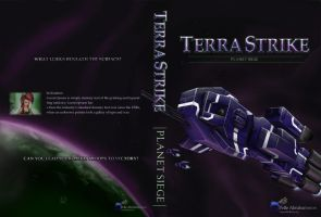 Terra-Strike cd dvd cover by Legendzor