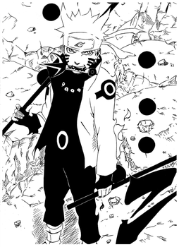 Naruto Chapter 673: We will...!! by NarutoSenninmode