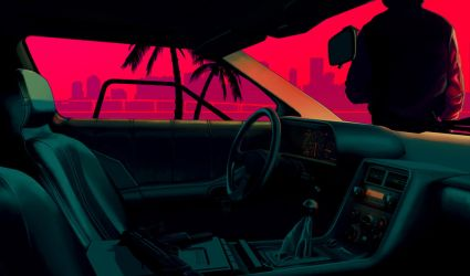 Hotline Miami Fan art by rhoogers