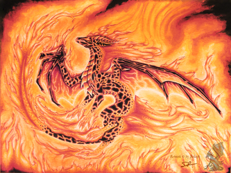 Reign of Fire by Selianth