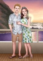 Fitzsimmons - Operation: Aloha by eclecticmuses
