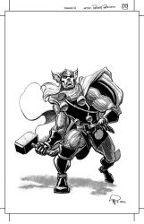 Thor Commission by Roger-Robinson