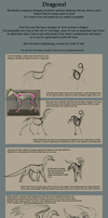 Dragon Tutorial by Virensere