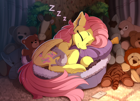 Afternoon nap=3 by Yakovlev-vad
