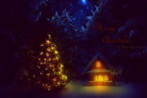 Merry Christmas by tamaraR