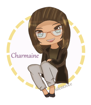 Charmaine C: by silentroce