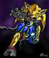 Super Metallix- coloured by Swirlything