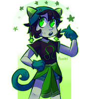 homestuck whats that by ivymaid