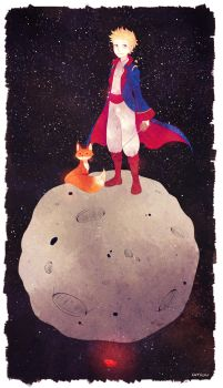 Le Petit Prince by Amichiinyan