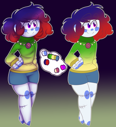 dolly ref (updated) by dolly---spiral
