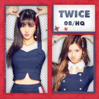 TWICE (Signal) | PNG PACK #6 by taertificials