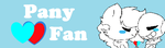 (FAN BUTTON) Pany Fan by SuperJordanBlast