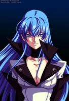 Akame Ga Kill _ Esdeath by AnimeFanNo1