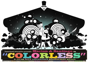 Colorless Poster Wip by Tuxedo-rider