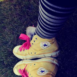 Walk In My Yellow Shoes by CrazyKcee