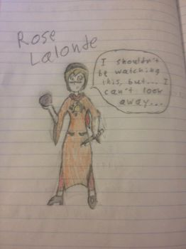 Pervy Rose Lalonde by Arrancaropenaccount