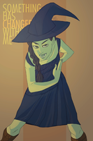 Elphaba by AtomicRedBoots