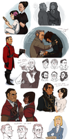 REALLY BIG DISHONORED DUMP by SlackWater
