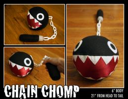 Chain Chomp 2.0 by NebulousFrog
