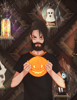 Halloween by HDDRAW