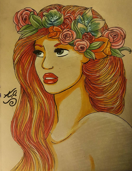 flower child by 1angel0wings1