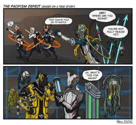The Pacifism Defect by cyen