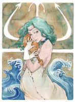 Sailor Neptune by CARLATIONS
