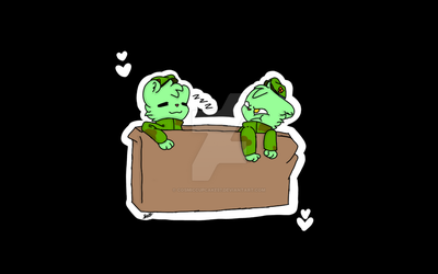 flippy in a box by cosmiccupcake57