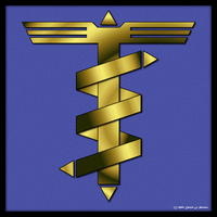 Medical Emblem of an Engineer by SocratesJedi