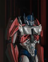 Optimus by Tenebres-for