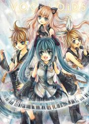 Vocaloid: COLORFUL BEATS by cherriuki