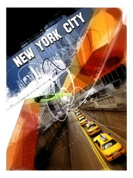 City Series:  New York City by dinyctis