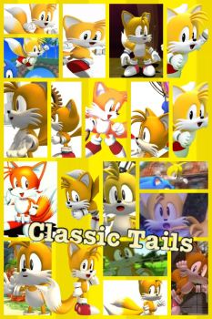 Classic Tails by PrincessEmerald7