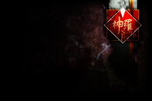 Shinra Logo WP by ReverendRyu