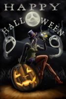 Halloween 2009 by LiminalWorks